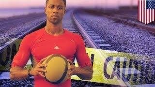 Инструктор по фитнесу погиб от удара поезда во время съёмки видео