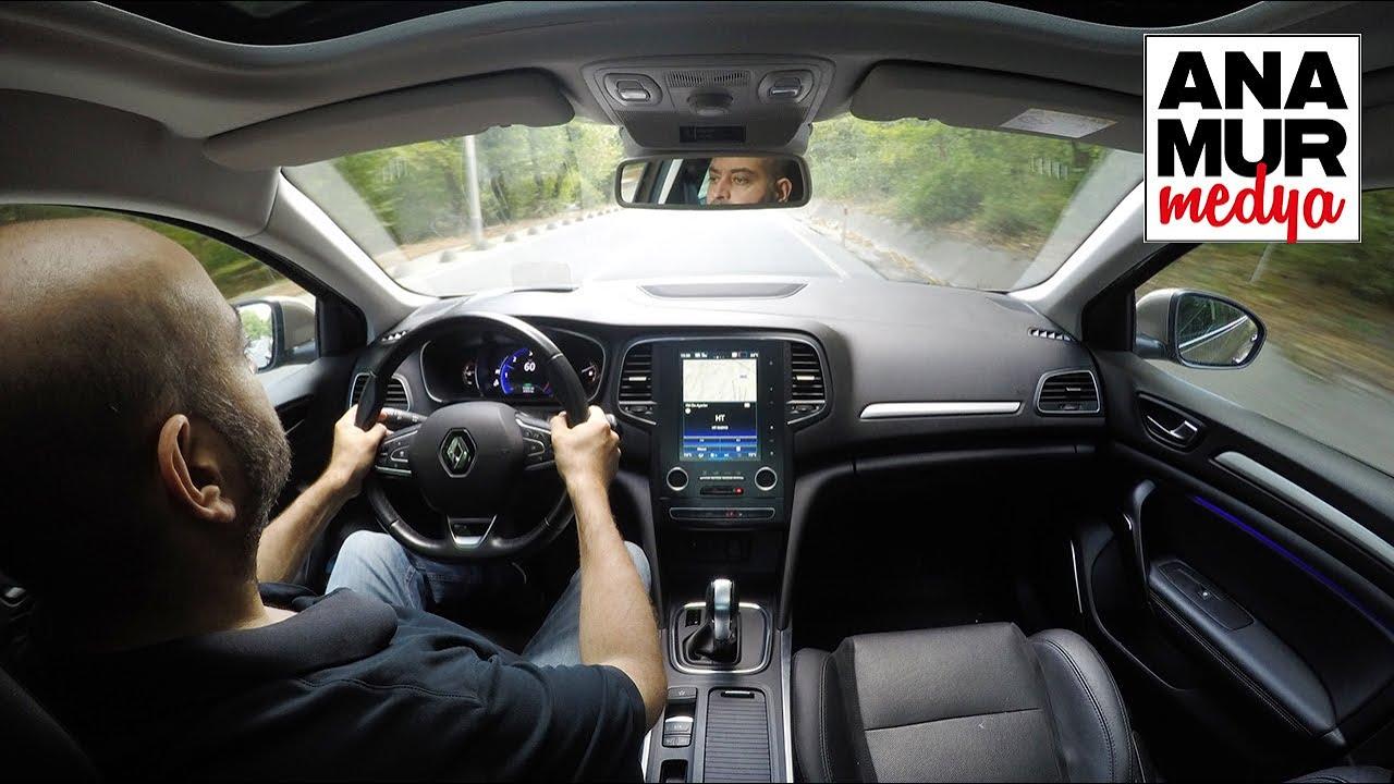 Renault Megane Sedan 1.5 dCi EDC 2018 Emre Anamur Test / 51.500 km'de Megane Sedan @Anamur Medya