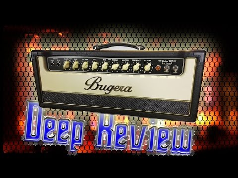 BUGERA V22 HD INFINIUM DEEP REVIEW ✅