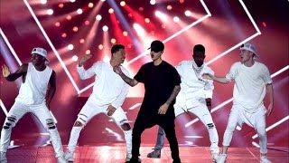 Justin Bieber - Children live performance