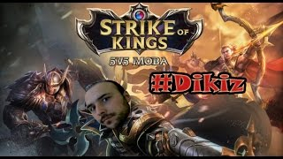 League Of Legends Her Yerde - Strike of Kings # Dikiz