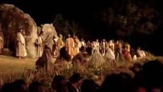 Nova Jerusalém - PE - TEatro Paixão de Cristo 2007 - 40 anos