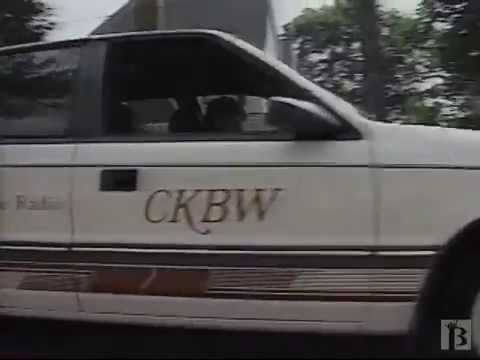 CKBW South Shore Radio Promo 1990 (Nova Scotia)