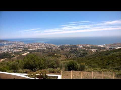 Visiting Ceuta, from Gibraltar