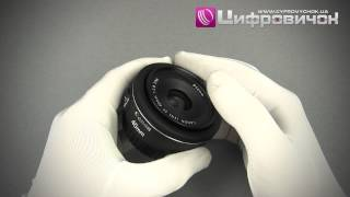 Видеообзор Canon EF 40mm f 2.8 STM