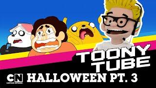 Gambar cover Toony Tube   Halloween Scary Stories   Cartoon Network UK  🇬🇧