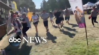 Gilroy Garlic Festival shooting: At least 3 dead, 13 injured after gunman opened fire