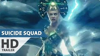 SUICIDE SQUAD Promo Trailer - All Characters [New Footage] (2016)