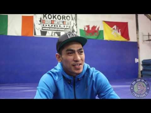Jay Ar Campos Akuma X Pre Fight Interview