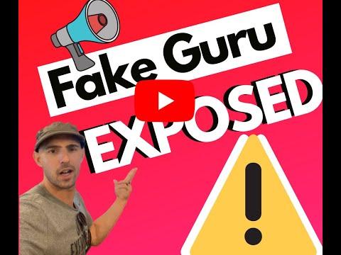 Gurus Exposed - Fake Guru's Steal Software And Rip Off People.