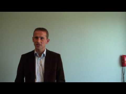 Interview med skatteminister Kristian Jensen