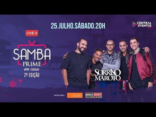 Live Sorriso Maroto - Samba Prime