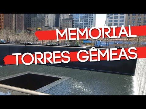 MEMORIAL DAS TORRES GÊMEAS WORLD TRADE CENTER