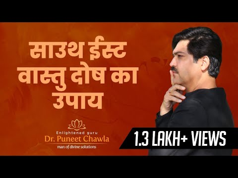 Vastu Remedies for South East | Vastu Tips by Enlightened Life Guru Dr. Puneet Chawla