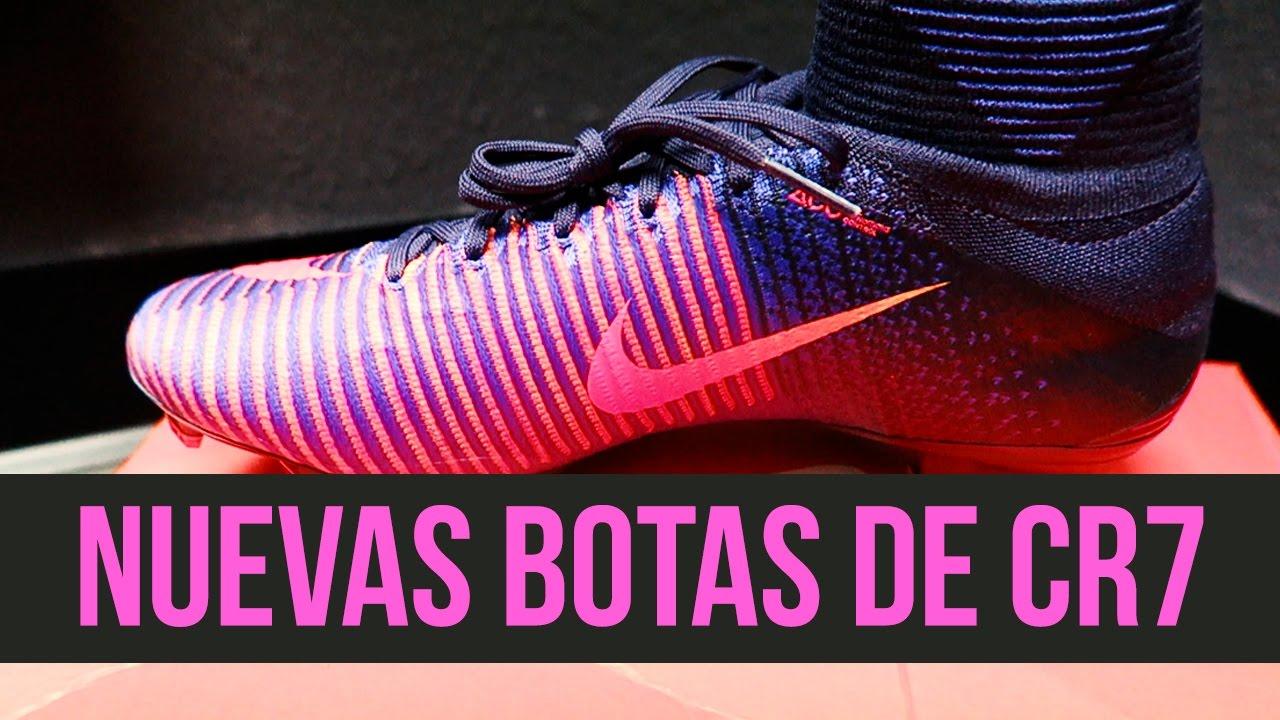 Zapatillas De Futbol De Cristiano Ronaldo 2017