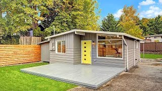 Seattle Modern The Best Small House Design I