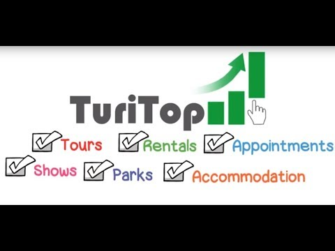Booking System & Reservation Software (TuriTop)