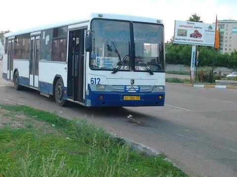 Ностальгия. Ишимбайский автобус, 2012 год