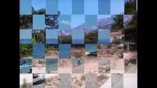 Brela beach Punta rata