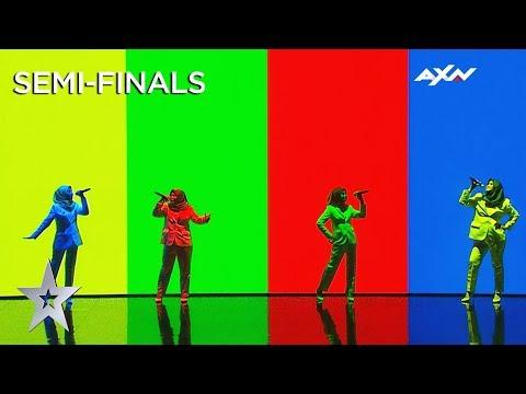 JUDGES' PICK: NAMA (Malaysia) Semi-Final 3 | Asia's Got Talent 2019 on AXN Asia