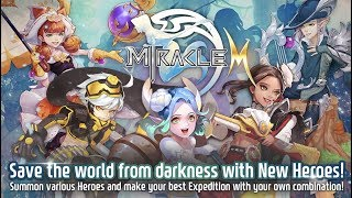MIRACLE M ANDROID GAMEPLAY