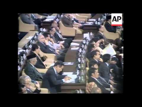 Fight breaks out in Indonesian parliament
