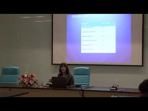 Introduction to the World University Ranking PART 1