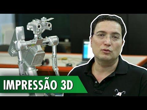 Concretize seu sonho com a Impressão 3D!