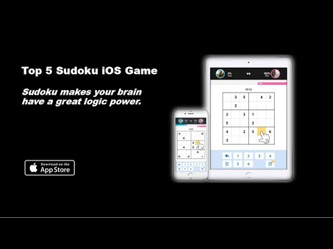 Top 5 Sudoku IOS Game