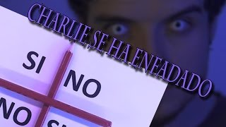 CHARLIE CHARLIE SE HA ENFADADO | POSESION | RAP ZARCORT