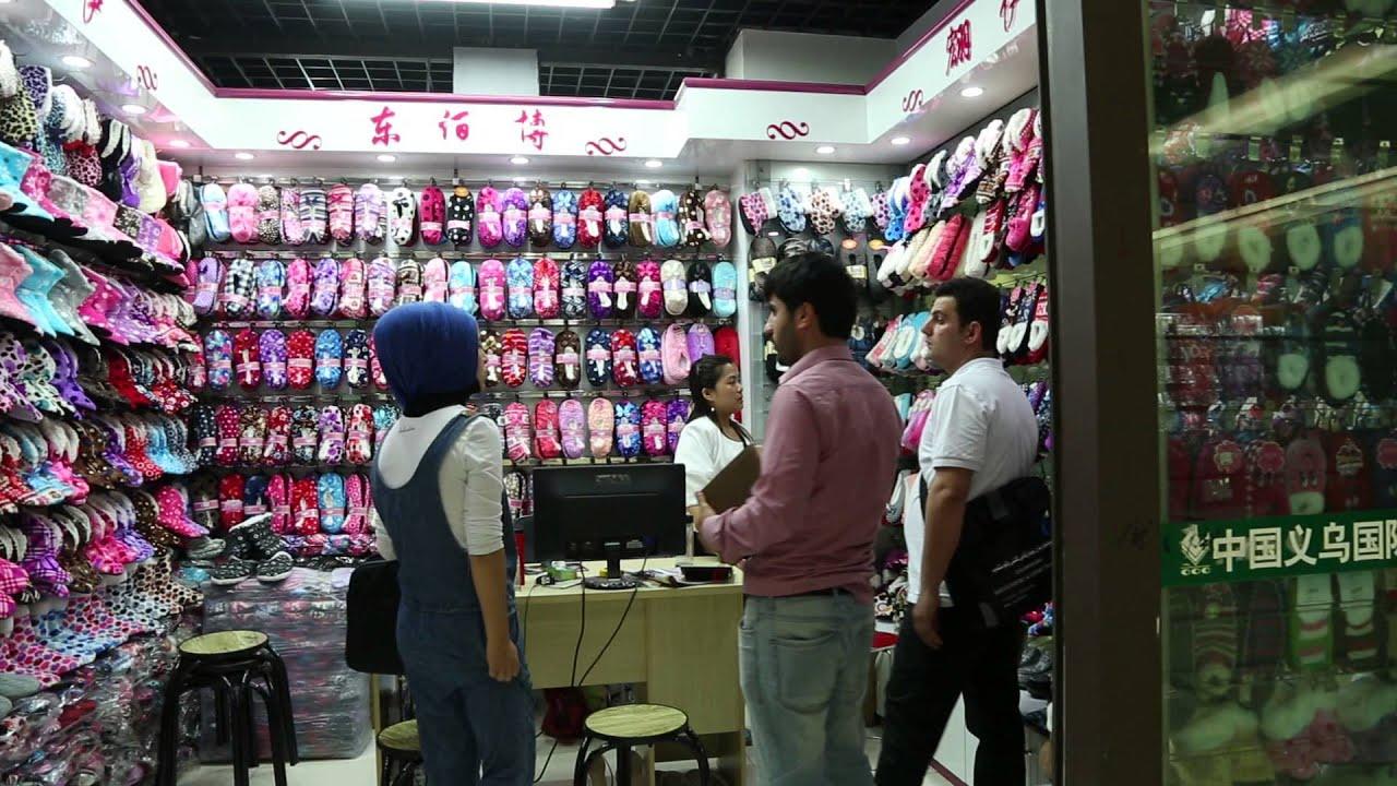 Yiwu Shoes Market Yiwu Shoes Wholesale Market Youtube