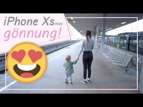 Marleen erwartet Besuch / iPhone Xs max Gönnung / 21.9.18 / FRAU_SEIN