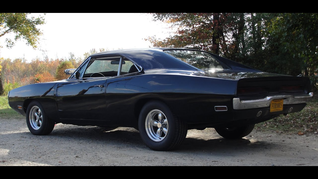 FAST AND FURIOUS DODGE CHARGER START UP AND FLY BY NASTY ...