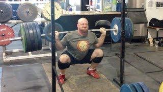 Squat: 200kg in 2 Weeks