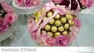 Hantaran Eksklusif Pink By Hantaran Dpatels