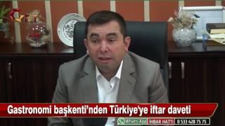 Gastronomi başkenti'nden Türkiye