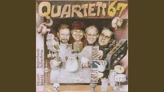 Quartett '67 – Hexenverbrennung nach einem alten Holzschnitt