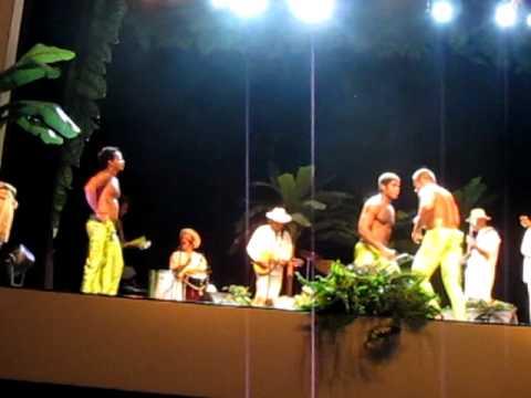 Capoeira in Monaco @ Theatre Princesse Grace 30.09.2011