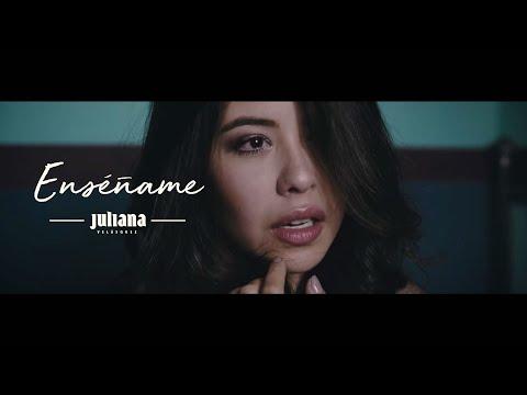 Juliana Velasquez - Enseñame
