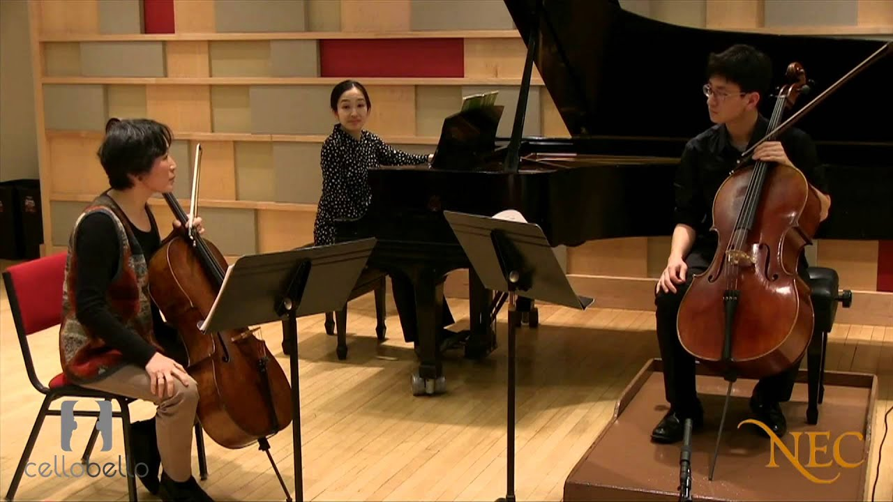 Yeesun Kim Master Class: Shostakovich Sonata in D Minor, Mvt. 1