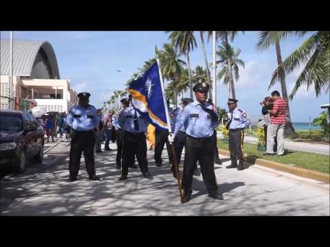 Nuclear Victims Remembrance Day 3/1/2017 Marshall Islands Majuro