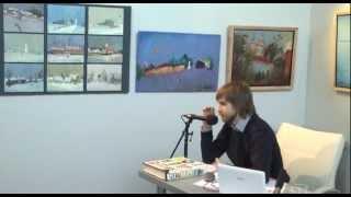 Лекция Евгения Камбалина 'О цвете' 1 часть.