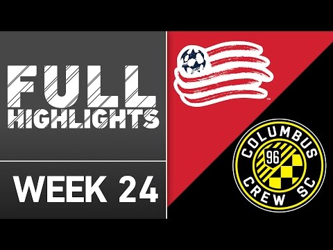 HIGHLIGHTS | New England Revolution 0-2 Columbus Crew SC
