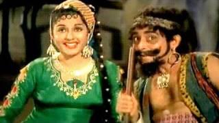Teri Taqdeer Ka Sitara - Geeta Dutt, Mohammed Rafi, Balbir, Zabak Song