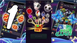Tile Master 3D - Triple Match & 3D Pair Puzzle Gameplay #1 All Levels (Android, IOS) screenshot 3