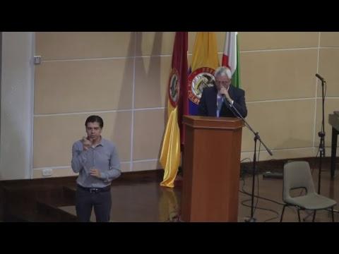 Apertura de la Visita de Pares Académicos del CNA a la Universidad del Tolima