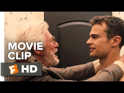 The Benefactor Movie   Holding That Leash 2016  Richard Gere, Theo James Drama HD