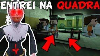BUGANDO O JOGO E ENTRANDO NA QUADRA DA FREIRA! - Evil Nun - 1.1.7 - (JOGO TERROR ESTILO GRANNY)