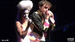 2011 MIKA Live in Seoul - [Blame it on the weather] By Baby Jane♥.avi