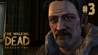 MYSTERIOUS MAN - The Walking Dead Season 2 Ep.1 Part 3